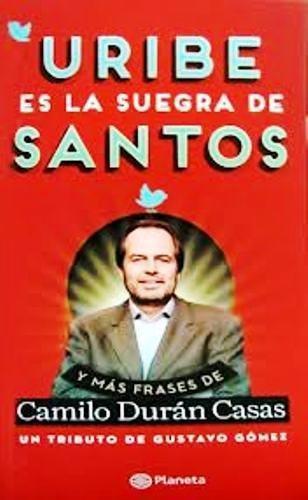 Uribe Es La Suegra De Santos