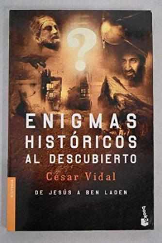 Nuevos Enigmas Historicos Al Descubrimiento