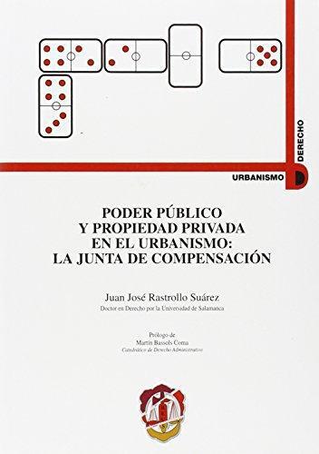 Poder Publico Y Propiedad Privada En El Urbanismo: La Junta De Compensacion