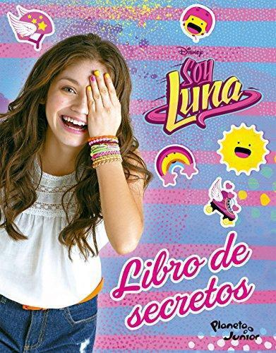 Soy Luna. Libro De Secretos