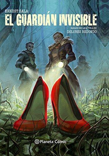 El Guardián Invisible - La Novela Gráfica