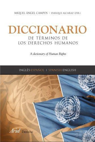 Diccionario De Terminos De Los Derechos Humanos