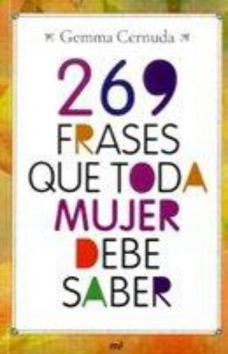 269 Frases Que Toda Mujer Debe Saber