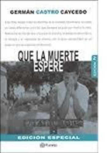 Que La Muerte Espere - Edicion Especial