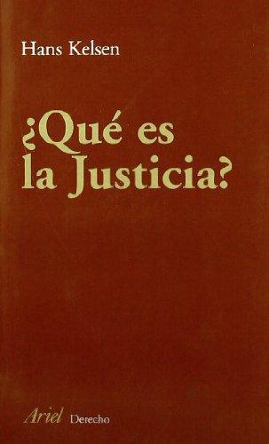 Que Es La Justicia ?