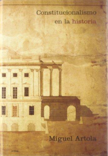 Constitucionalismo En La Historia