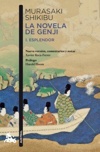 La Novela De Genji 2 Tomos
