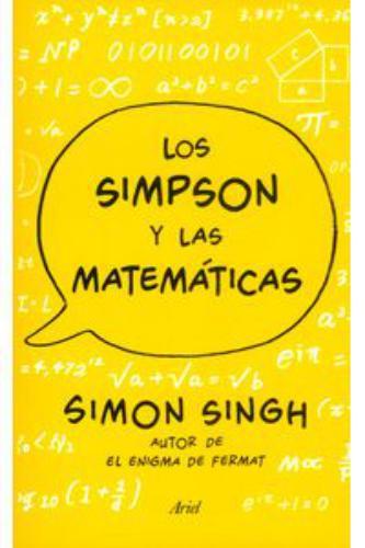 Los Simpson Y Las Matematica