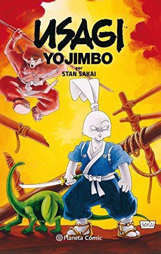 Usagi Yojimbo Integral Fantagraphics Nro. 02/02