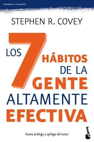 Los 7 Hábitos De La Gente Altamente Efectiva Ed.Re