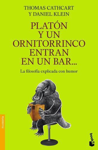 Platon Y Un Ornitorrinco Entran En Un Bar