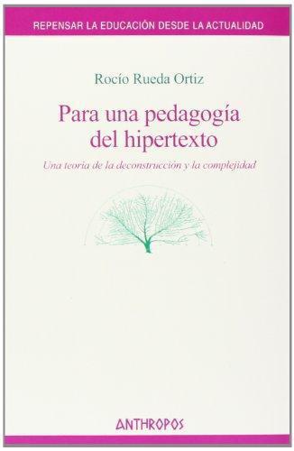 Para Una Pedagogia Del Hipertexto