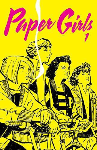 Paper Girls Nro. 01