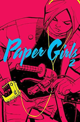 Paper Girls Nro. 02