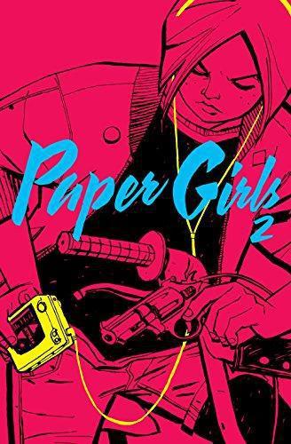Paper Girls Nro. 02