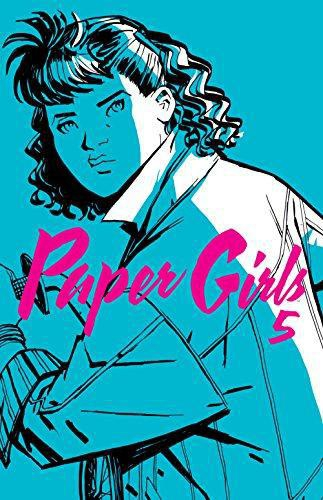 Paper Girls Nro. 05