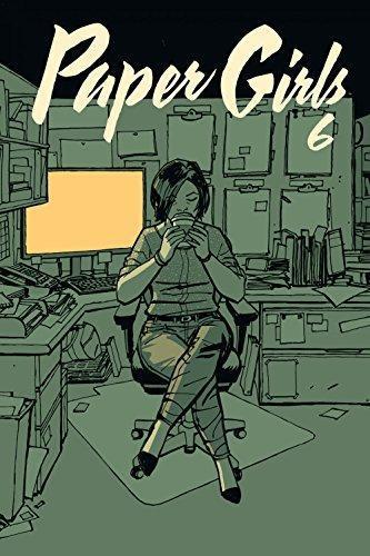 Paper Girls Nro. 06