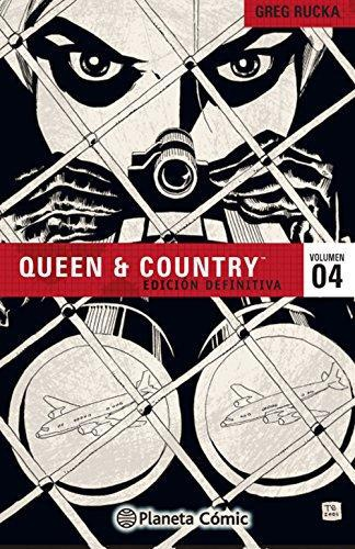 Queen And Country Nro. 04/04
