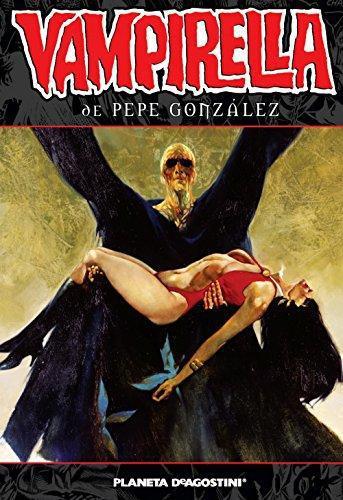 Vampirella De Pepe González Nro. 01