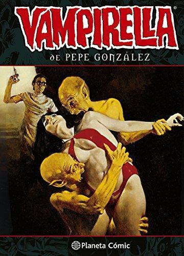 Vampirella De Pepe González Nro. 02/03