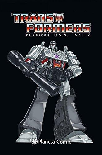 Transformers Marvel Usa Nro. 02/08