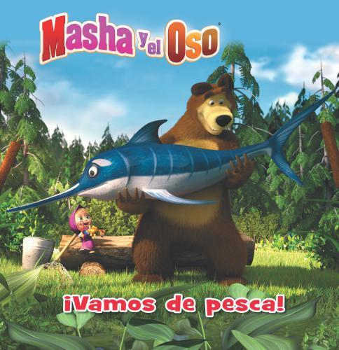 Masha Y El Oso: Vamos De Pesca