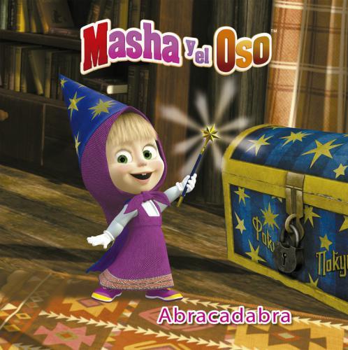 Masha Y El Oso: Abracadabra
