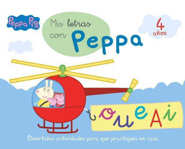 Mis Letras Con Peppa
