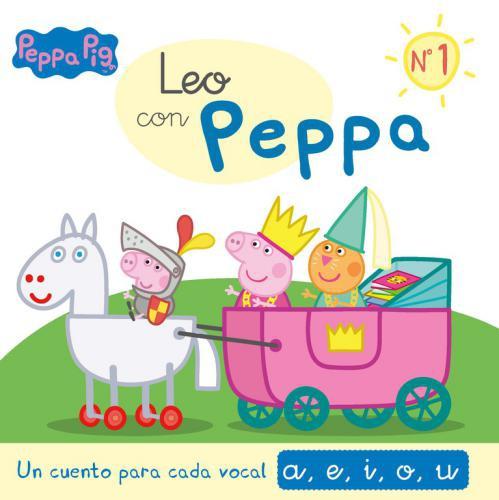 Leo Con Peppa 1. A, E, I, O, U