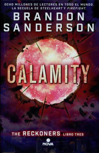 Reckoners 3 - Calamity