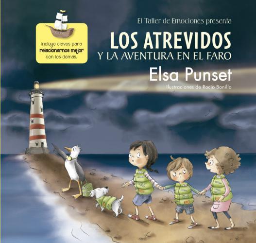 Atrevidos Y La Aventura En El Faro, Los
