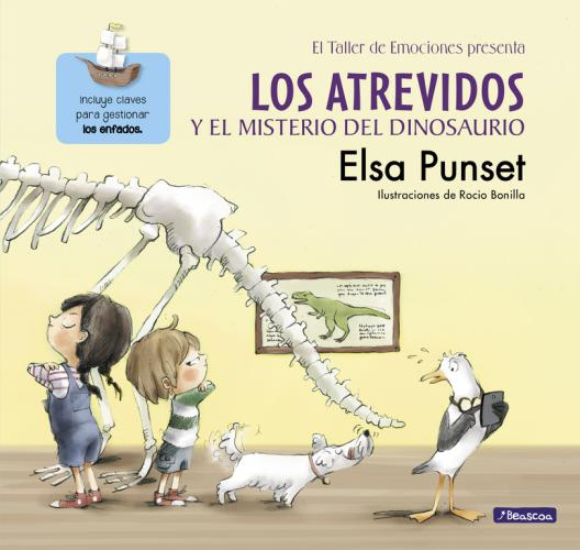 Atrevidos Y El Misterio Del Dinosaurio