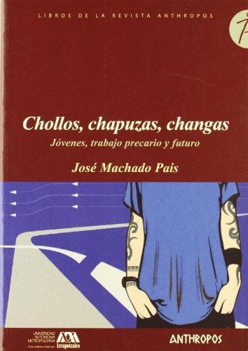 Chollos Chapuzas Changas Jovenes Trabajo Precario Y Futuro
