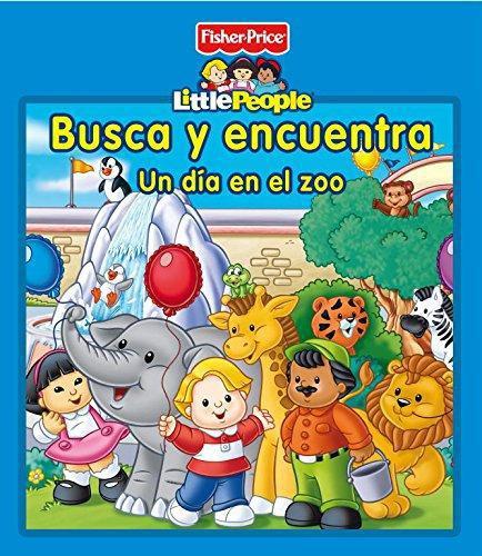 Busca Y Encuentra - Un Dia En El Zoo