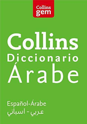 Collins Gem Diccionario Arabe - Español