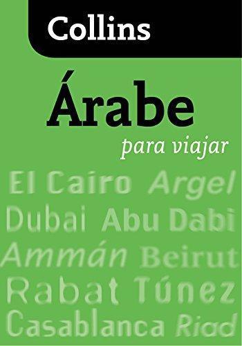 Arabe Para Viajar