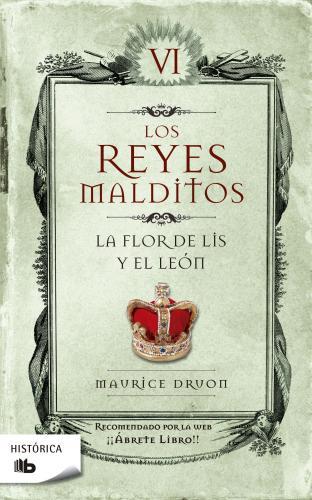Reyes Malditos 6-Flor De Lis Y El Leon