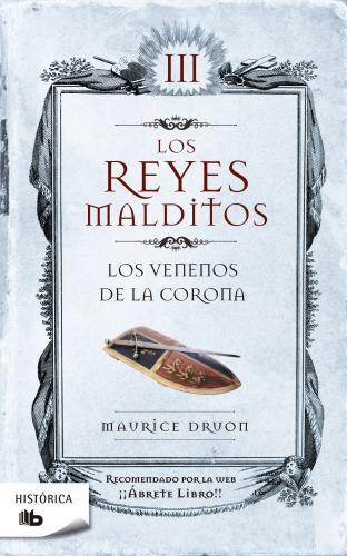 Reyes Malditos 3-Venenos De La Corona