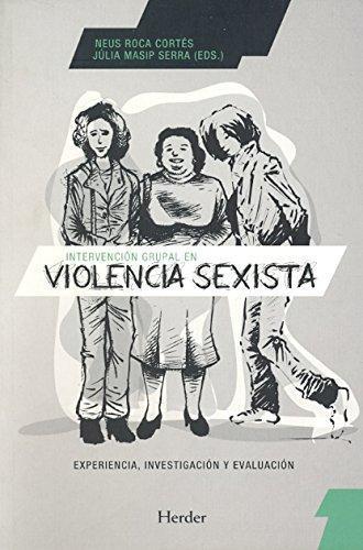 Intervencion Grupal En Violencia Sexista