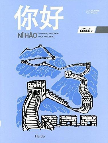 Ni Hao Libro De Curso Chino 3 (+ 4 Cd'S)