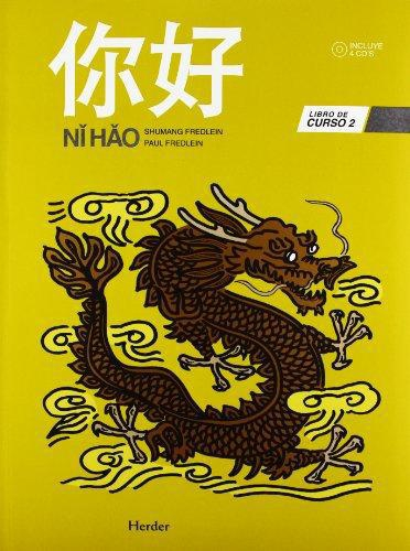 Ni Hao Libro De Curso Chino 2 (+ 4 Cds)