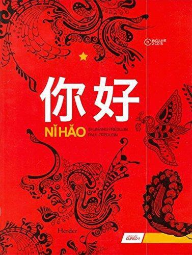 Ni Hao Libro De Curso Chino 1 (+ 2 Cd'S)