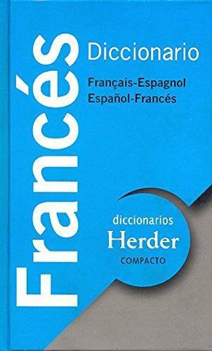 Diccionario (H) Compacto Frances. Français-Espagnol / Español-Frances