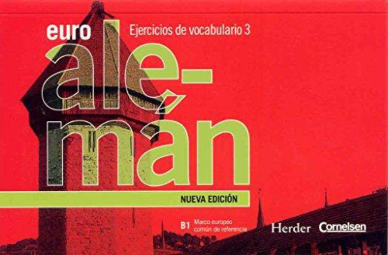 Euroaleman Ejercicios De (3) Vocabulario B1
