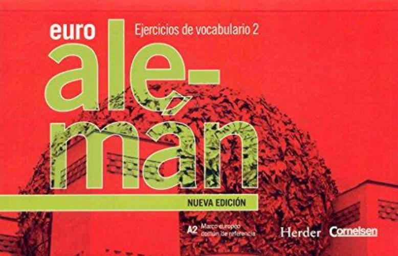 Euroaleman Ejercicios De (2) Vocabulario A2