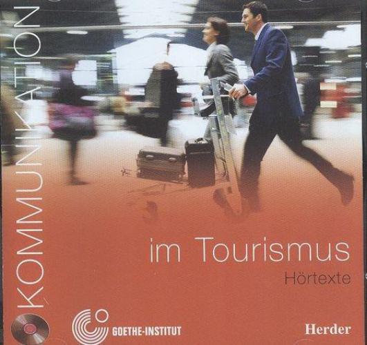 Kommunikation Im Tourismus (Cd)