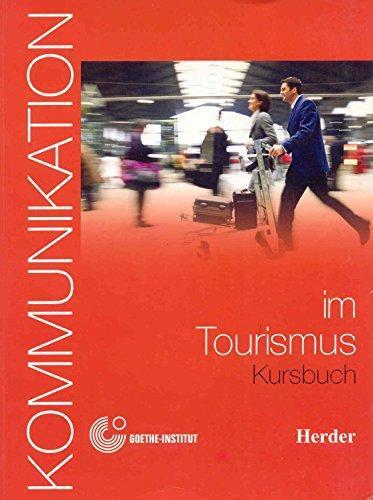 Kommunikation Im Tourismus Kursbuch