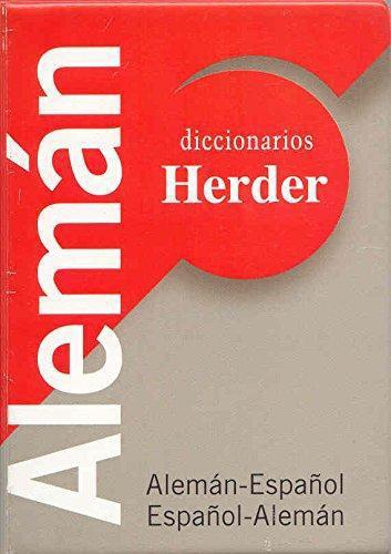 Diccionario (H) Pocket Aleman. Deutsch - Spanisch / Español - Aleman