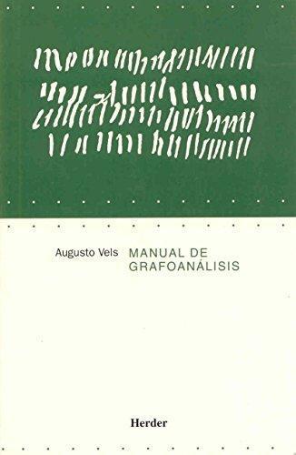 Manual De Grafoanalisis