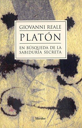 Platon En Busqueda De La Sabiduria Secreta